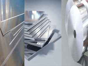 Aluminum Cold Rolled and Hot Rolled Sheets, Plates and Coils