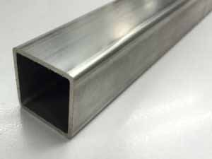 Stainless Steel 409L Square Pipes