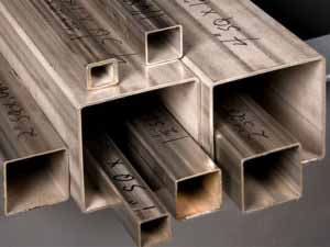 Stainless Steel 409 Square pipes