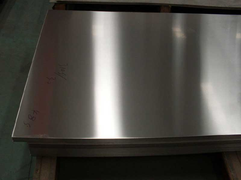 Stainless Steel 410DB Sheet