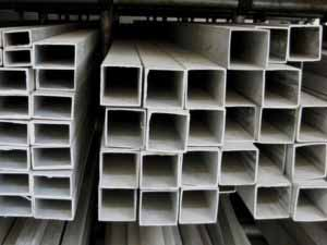 Stainless Steel 430 Square Pipes