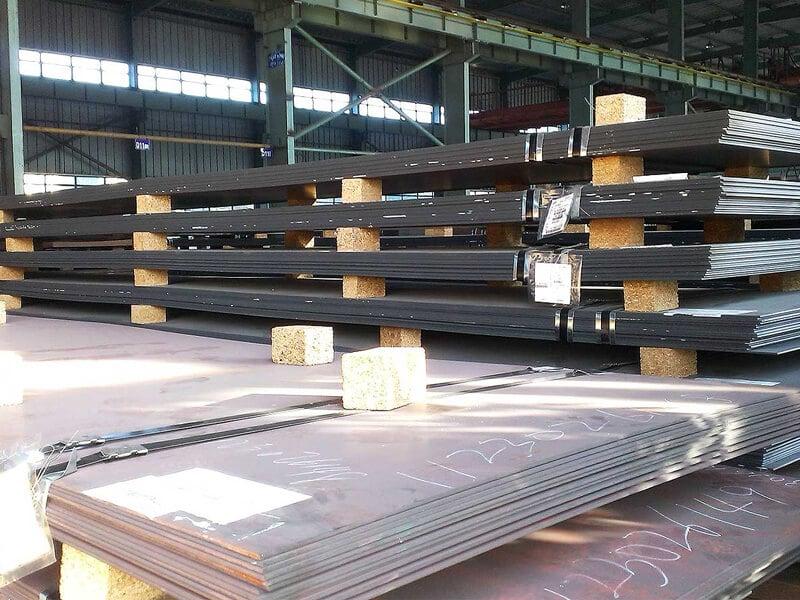 Corten Steel A Sheets