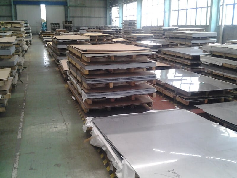 Stainless Steel 405 Sheets
