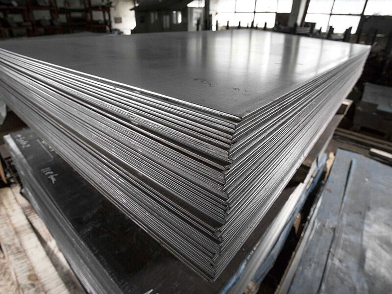 Stainless Steel 446 Sheets